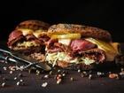 New York sandwich kanapka reuben